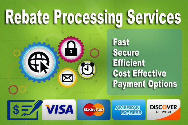 Rebate Fulfillment, Rebate Fulfillment Services, Rebate Fulfillment Companies, Rebate Processing Services, Rebate Processing, Rebate Processing Companies, rebate fulfillment and processing