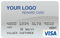 Prepaid Visa Reward Card Fulfillment